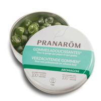 Aromagom: verzachtende gommen