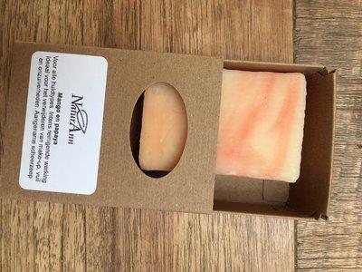 SQ Natural Soap Mango en papaya