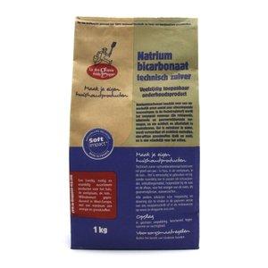 Natrium bicarbonaat technisch zuiver - 1kg - La Droguerie Ecologique