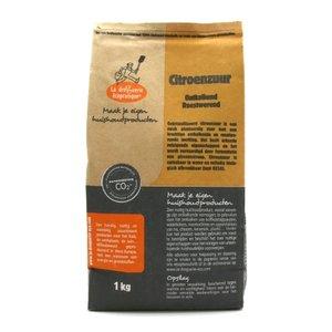Citroenzuur - onderhoud - La Droguerie Ecologique - 1 kg