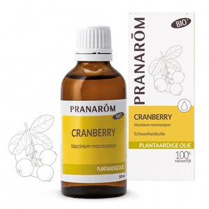 Cranberry olie - Vaccinium macrocarponb- Pranarôm - 50 ml
