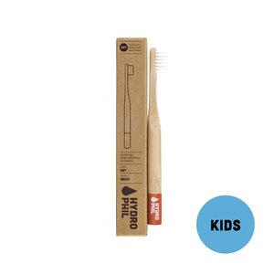 Bamboe Tandenborstel - Kids - Rood